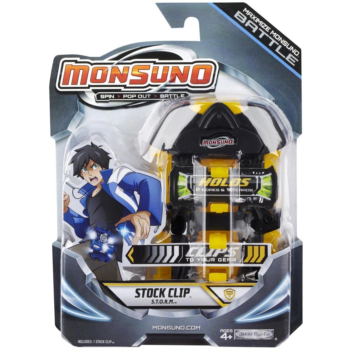 Monsuno Stock Clip Wave #1: Storm