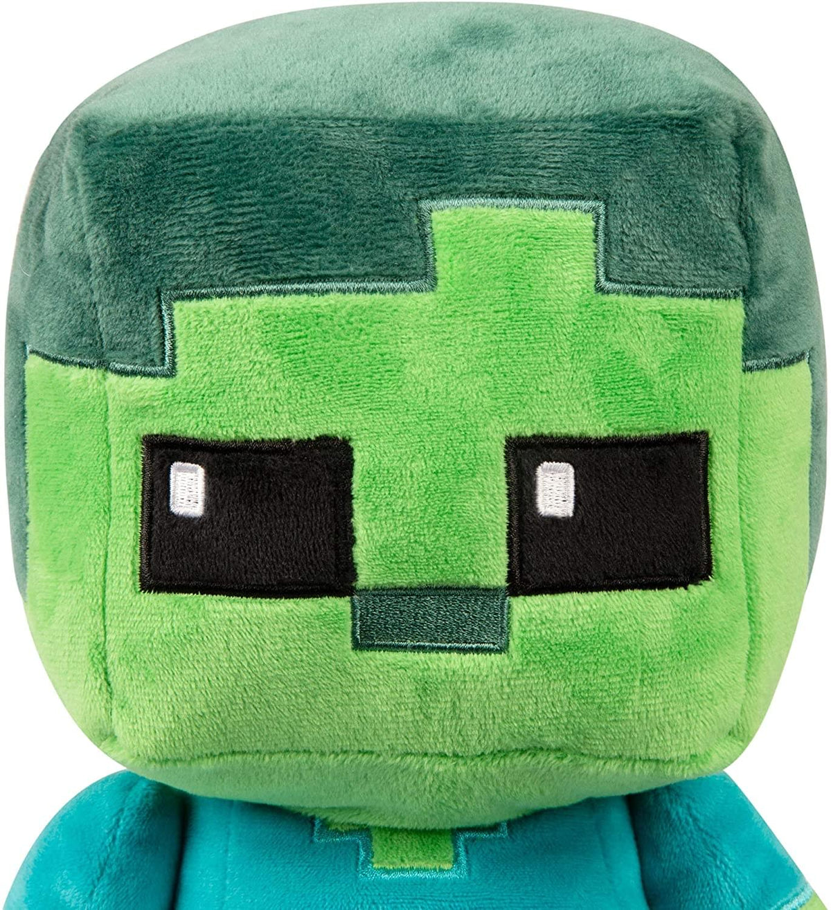 Minecraft Craft Adventure Series 8.75 Inch Collectible Plush | Zombie