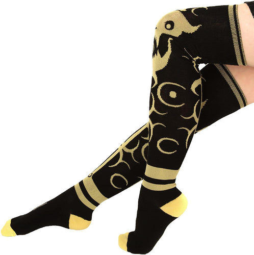 Diablo III Mistress Of Pain Socks Black