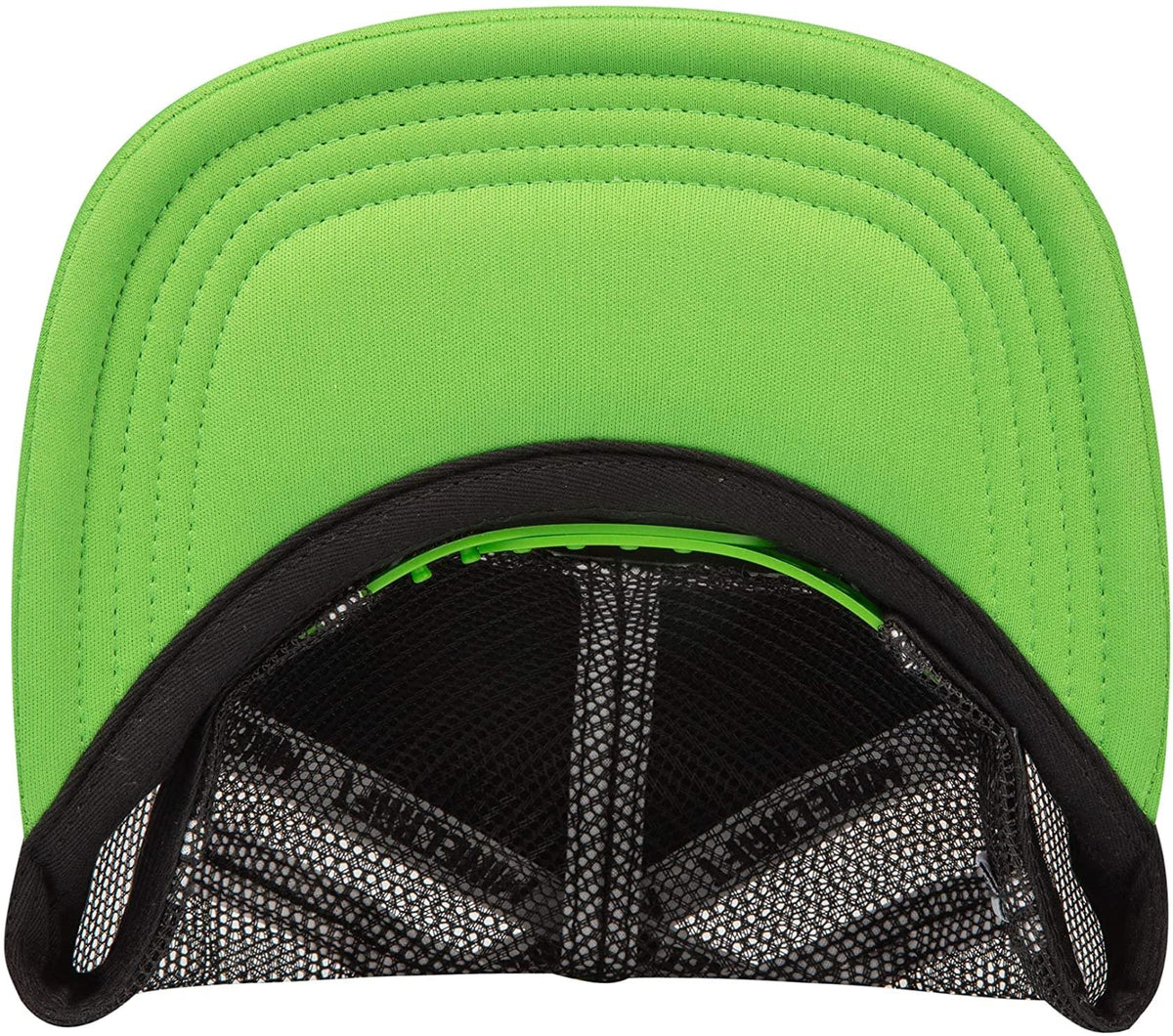 Minecraft Who's Deboss Creeper Youth Snap Back Hat