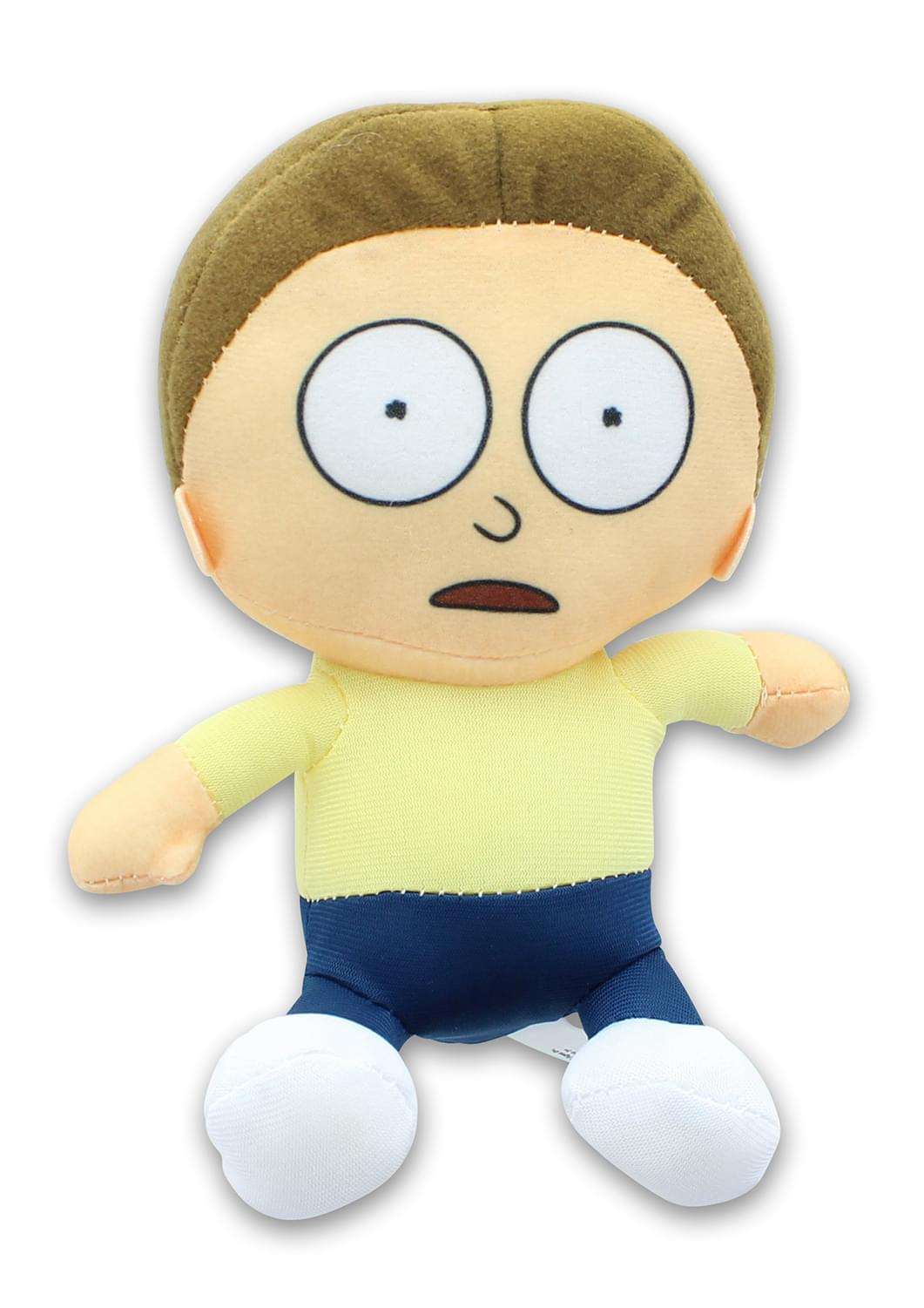 Rick & Morty 8 Inch Stuffed Character Plush | Morty