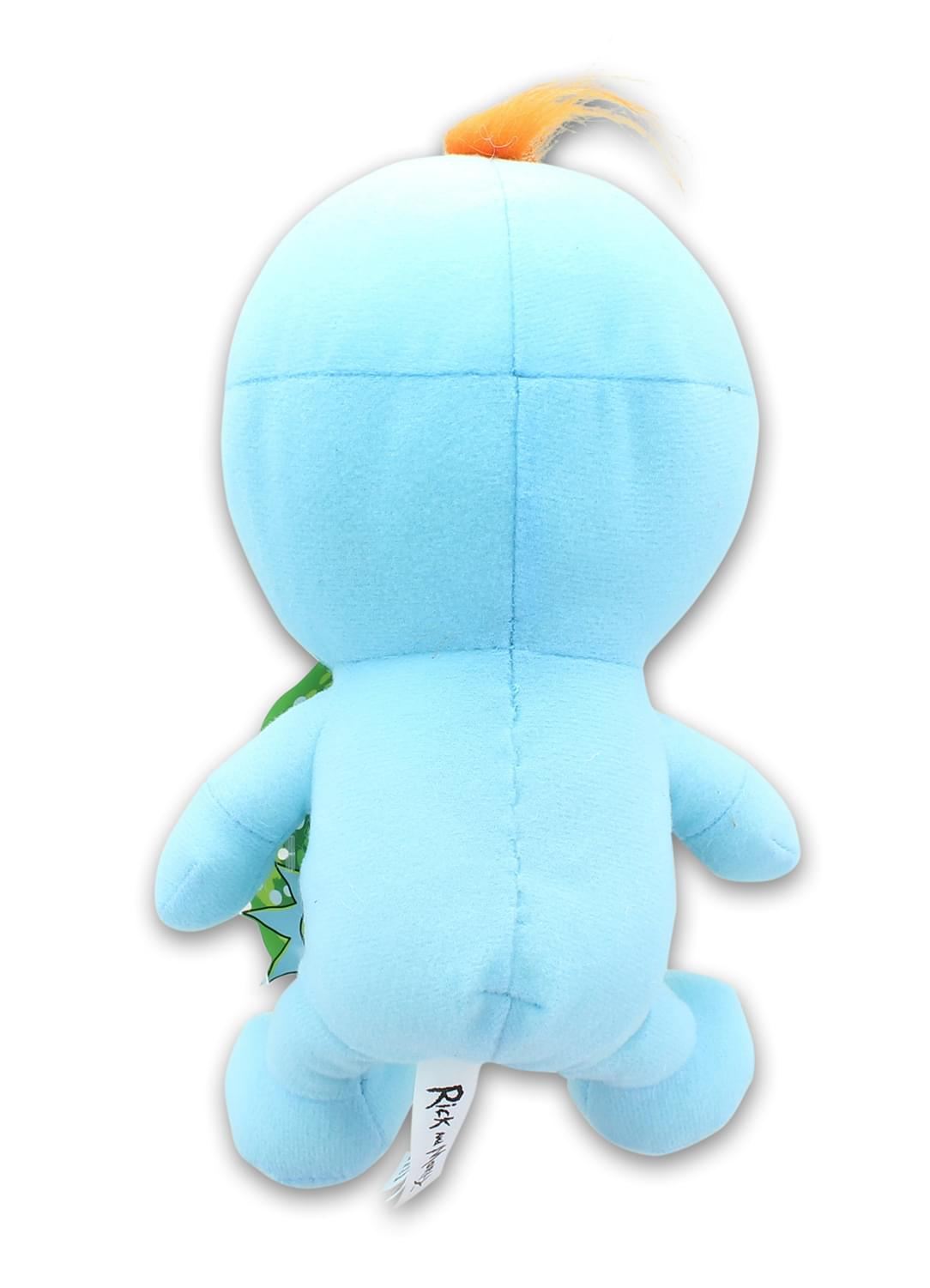 Rick & Morty 8 Inch Stuffed Character Plush | Mr. Meeseeks
