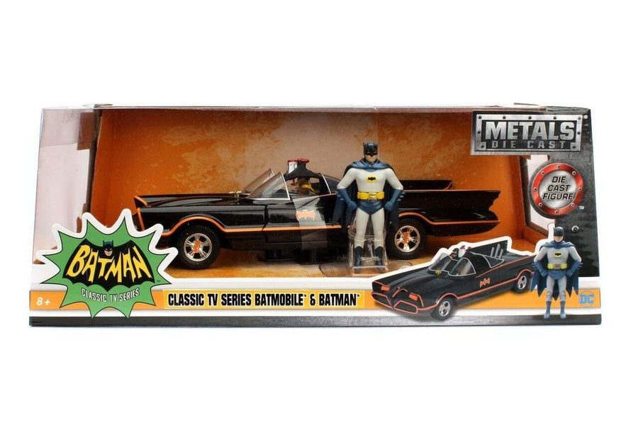 Batman 1966 TV Classic 1/24 Die-Cast Batmobile