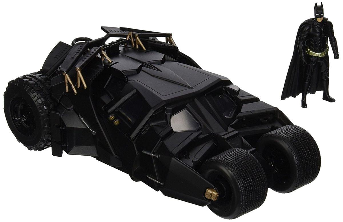 Batman 2008 The Dark Knight 1/24 Die-Cast Batmobile