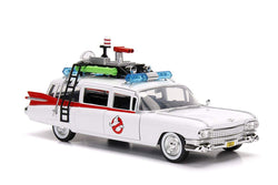 Ghostbusters 1/24 Die-Cast ECTO-1 (1959 Cadillac Ambulance)