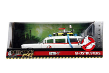 Load image into Gallery viewer, Ghostbusters 1/24 Die-Cast ECTO-1 (1959 Cadillac Ambulance)