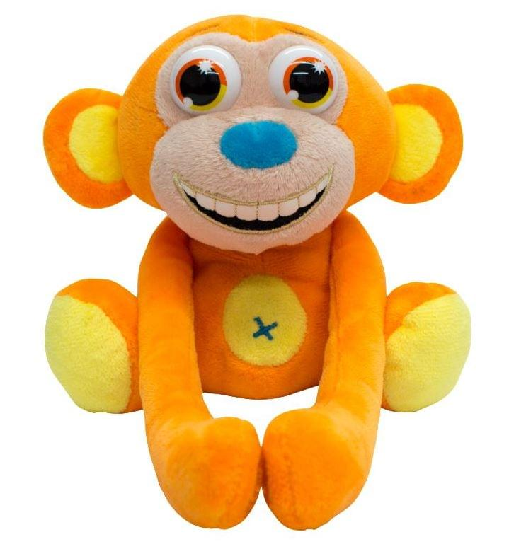 Jibber Zoo Interactive Plush Toy | Huggy Monkey