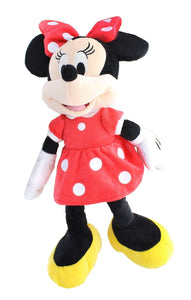 Disney Mickey Mouse Clubhouse 15.5 Inch Plush - Minnie Red Dress
