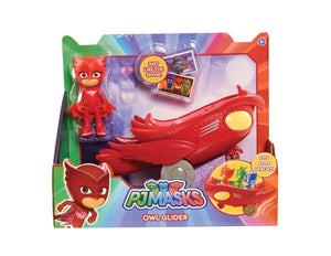 PJ Masks Vehicle: Owlette and Owl-Glider