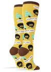 Bob Ross Happy Tree Women's Knee High Socks