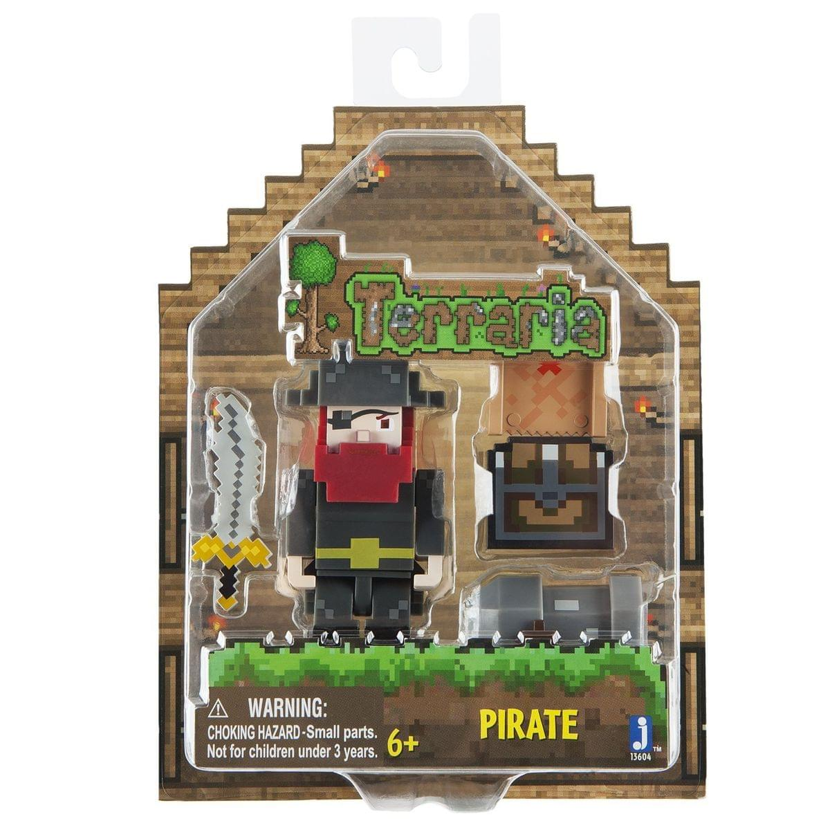 "Terraria 2.75"" Action Figure: Pirate Tinkerer"