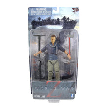 "Load image into Gallery viewer, World War Z World War Z 6"" Action Figure: Gerry Lane (2013 SDCC Exclusive)"