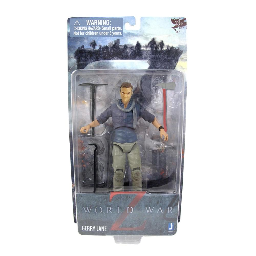 "World War Z World War Z 6"" Action Figure: Gerry Lane (2013 SDCC Exclusive)"