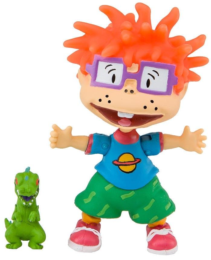 "Nicktoons Rugrats 3"" Action Figure: Chuckie"