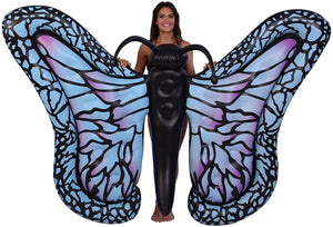 Inflatable 5 ft. Butterfly Pool Float