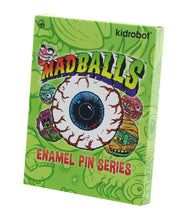 Load image into Gallery viewer, Madballs Enamel Pin Blind Box Series, Lot of 3