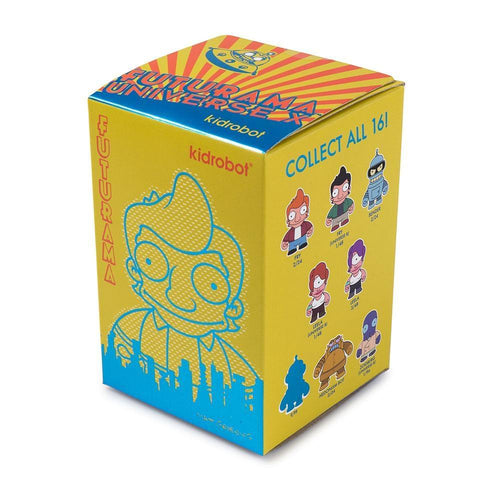 Futurama Universe X Blind Box 2.5