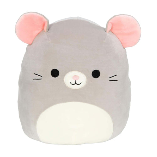 Squishmallow 16 Inch Pillow Pet Plush | Grey Mouse