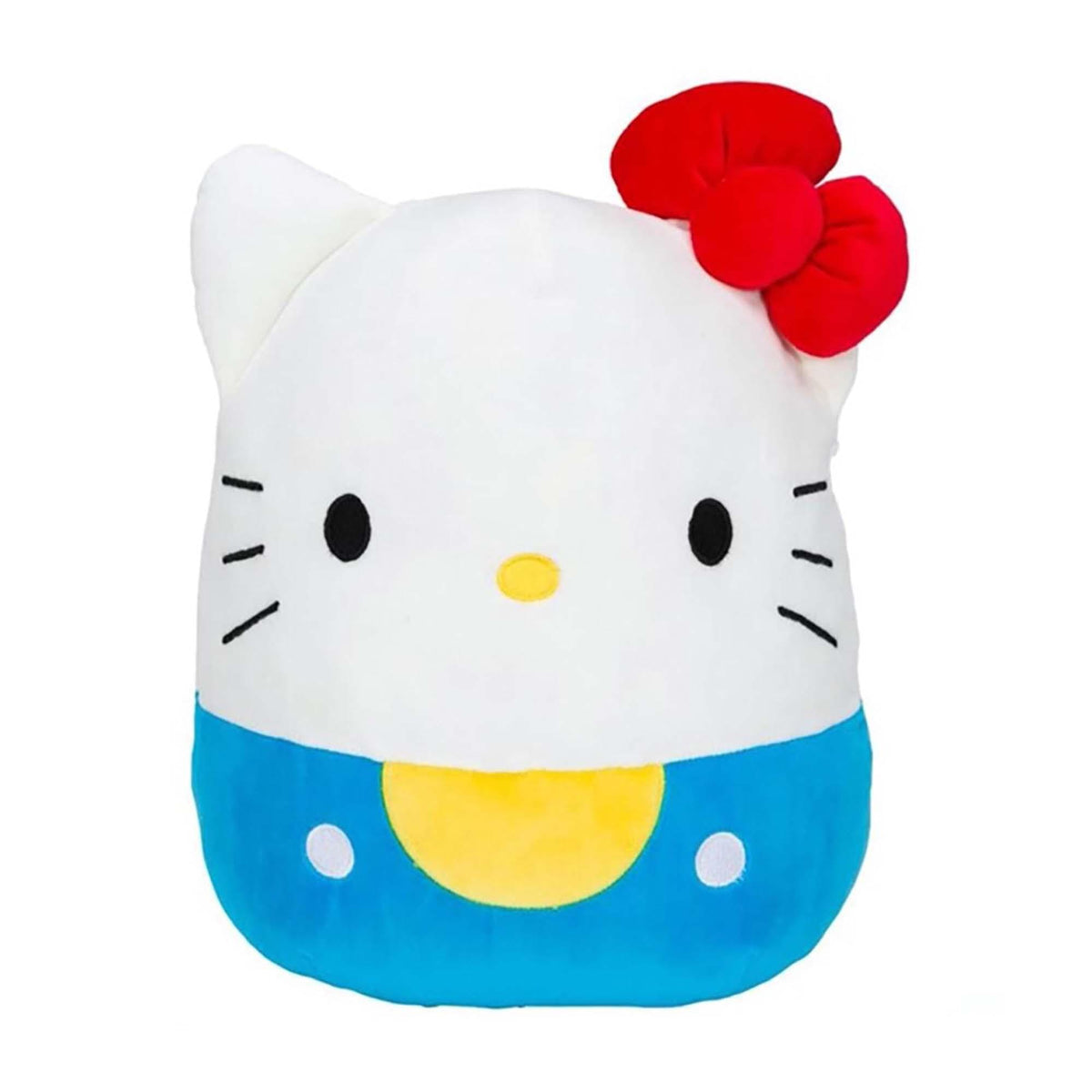 Hello Kitty x Squishmallow 8 Inch Plush | Blue Hello Kitty