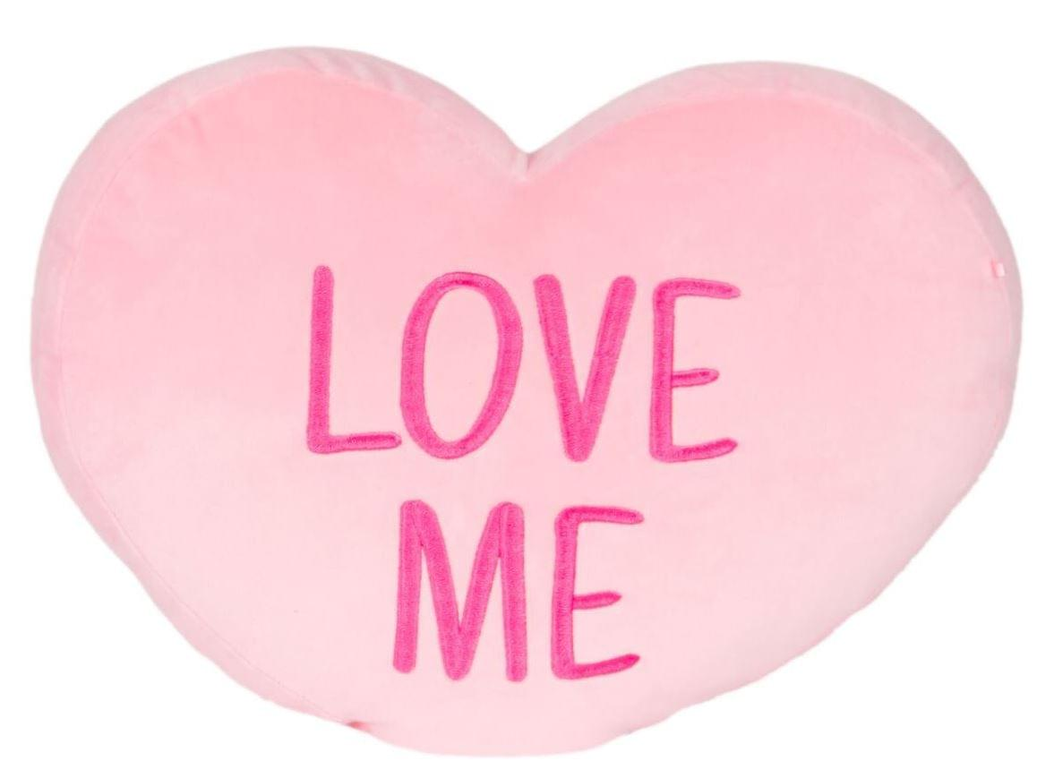 Squishmallow 20 Inch Valentine Plush | Candy Heart - Love Me