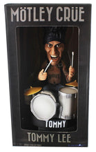 Load image into Gallery viewer, Locoape Motley Crue Tommy Lee No Drum Rig Resin Bobble Head Statue