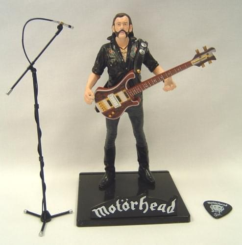 "Toynk Exclusive Motorhead Lemmy Exclusive Collector's Edition 7"" Icon Figure"