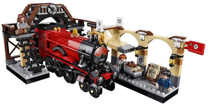 Harry Potter LEGO Hogwarts Express Building Kit | 801 Pieces