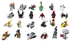 LEGO Star Wars  307-Piece Advent Calendar - 2018 Edition