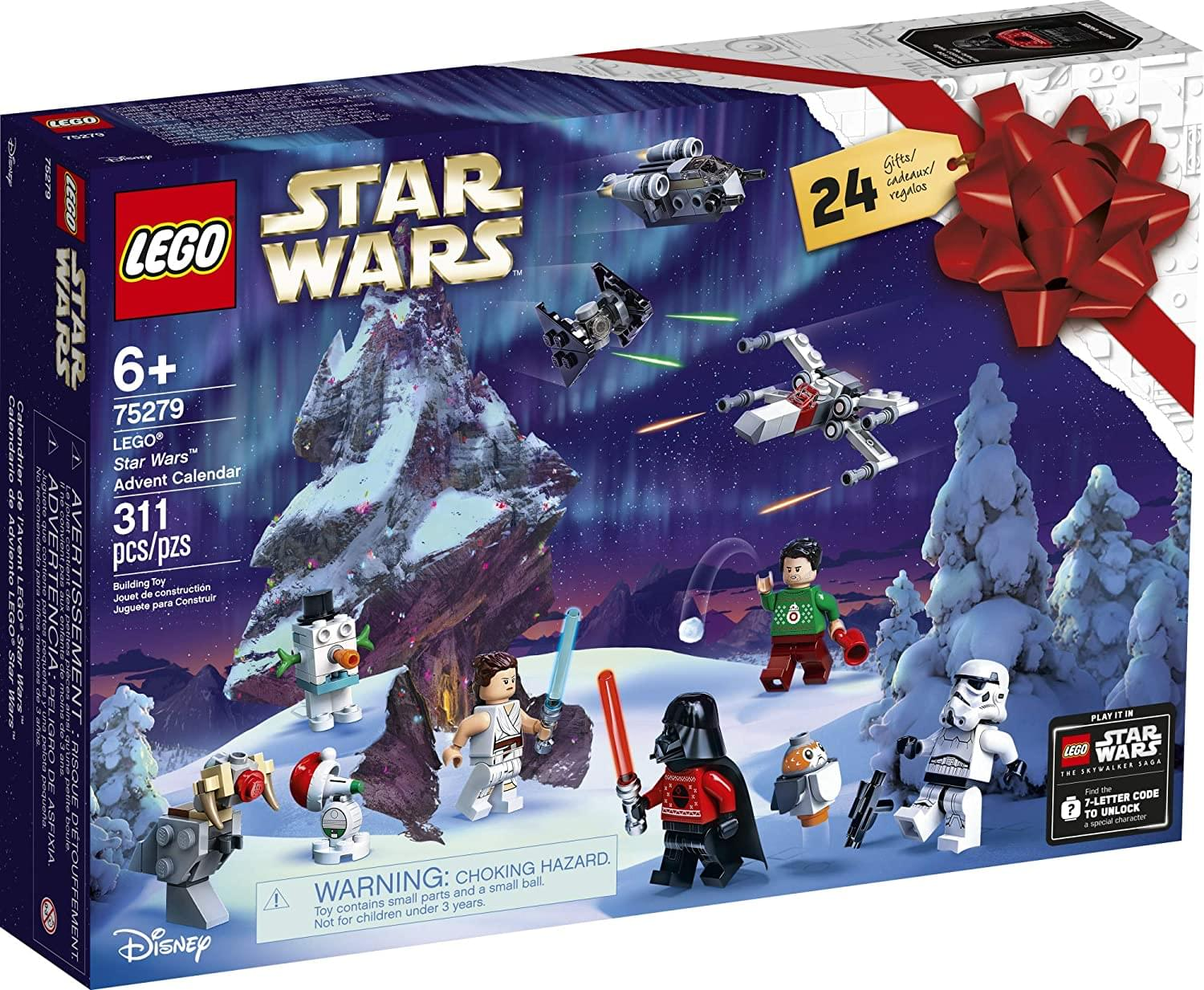 LEGO Star Wars Advent Calendar 75279 | 24 Gifts