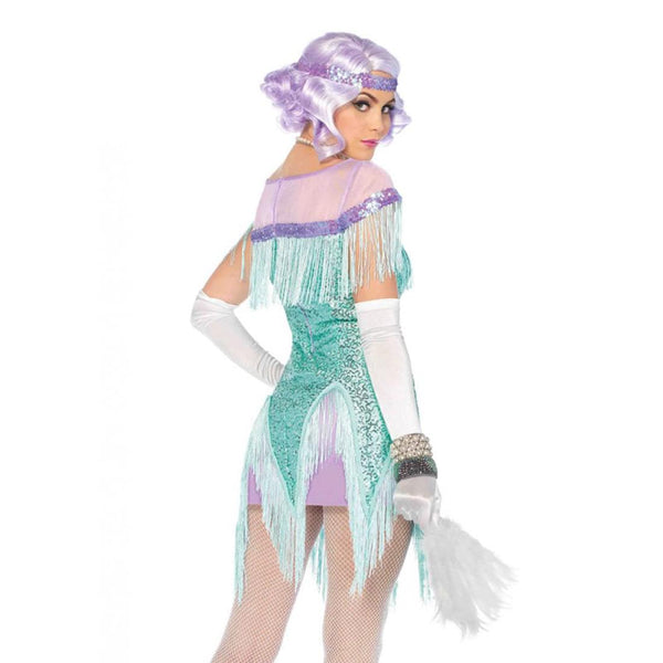 Roaring 20'S Trixie 2 Piece Adult Costume