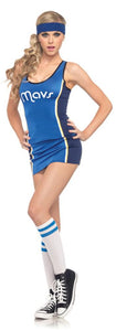 NBA Sexy Dallas Mavericks Player Uniform Costume Adult