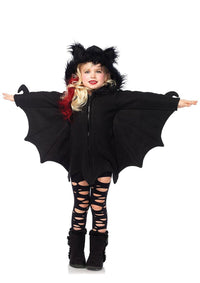 Bat Cozy Child Costume