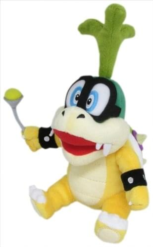 Super Mario Bros. Iggy Koopa Plush