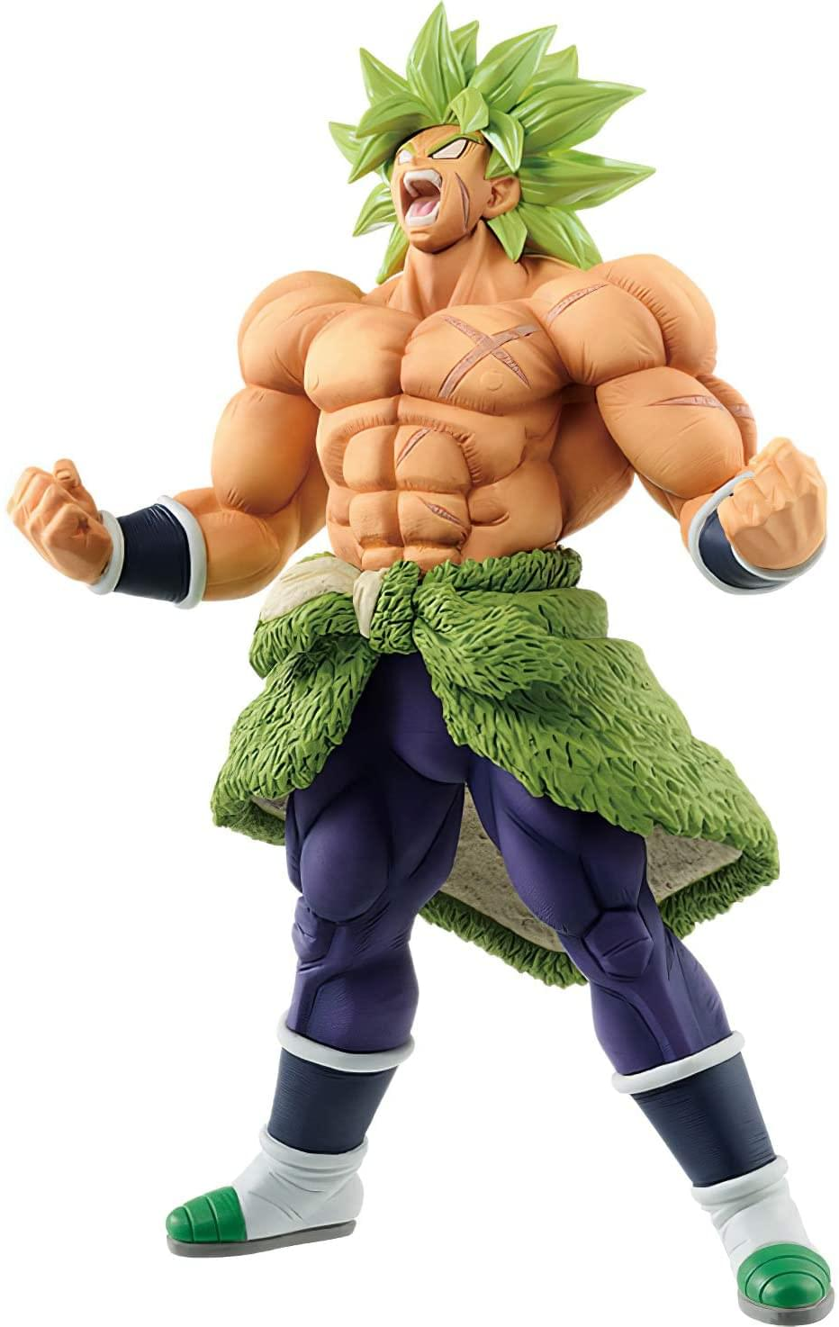 Dragon Ball Super World Colosseum 2 Banpresto Figure | Full Power Broly