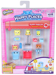 Shopkins Decorator Pack Puppy Parlor Playset