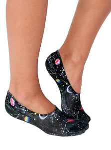 Constellations Adult Liner Socks