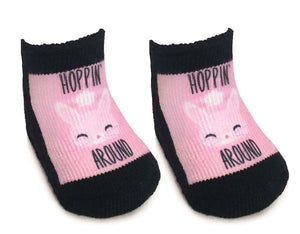 Hoppin Around Baby Socks 0-6 Month