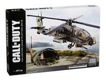 Load image into Gallery viewer, Mega Bloks Call of Duty Anti-Armor Helicopter Building Set