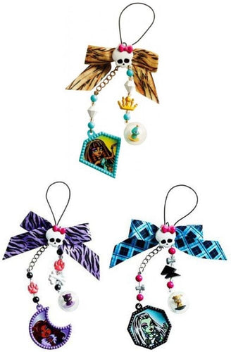 Monster High Creeperific Charms Set Of 3