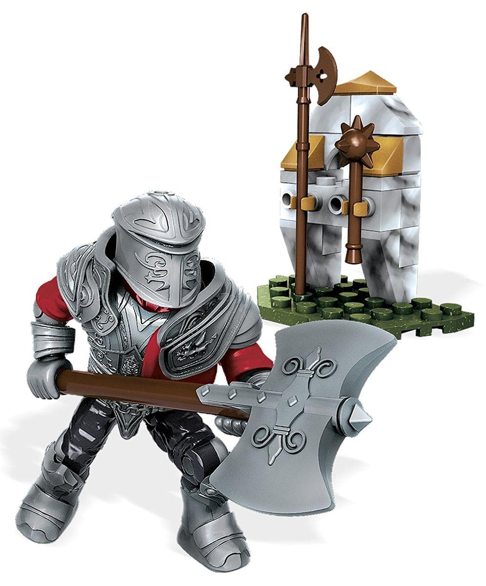 Assassin's Creed Mega Bloks Construction Set: Heavy Borgia Soldier