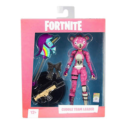 Fortnite 7-Inch McFarlane Toys Action Figure - Cuddle Team Leader