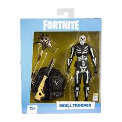 Fortnite 7-Inch McFarlane Toys Action Figure - Skull Trooper