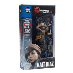 "Gears of War 4 7"" Color Tops Action Figure: Kait Diaz"