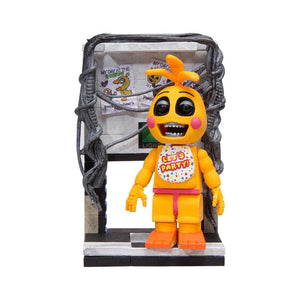 Five Nights At Freddy's Construction Set Right Air Vent Micro Set