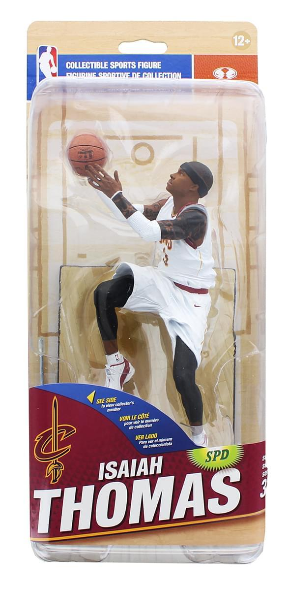 Cleveland Cavaliers McFarlane NBA Series 32 Action Figure: Isaiah Thomas