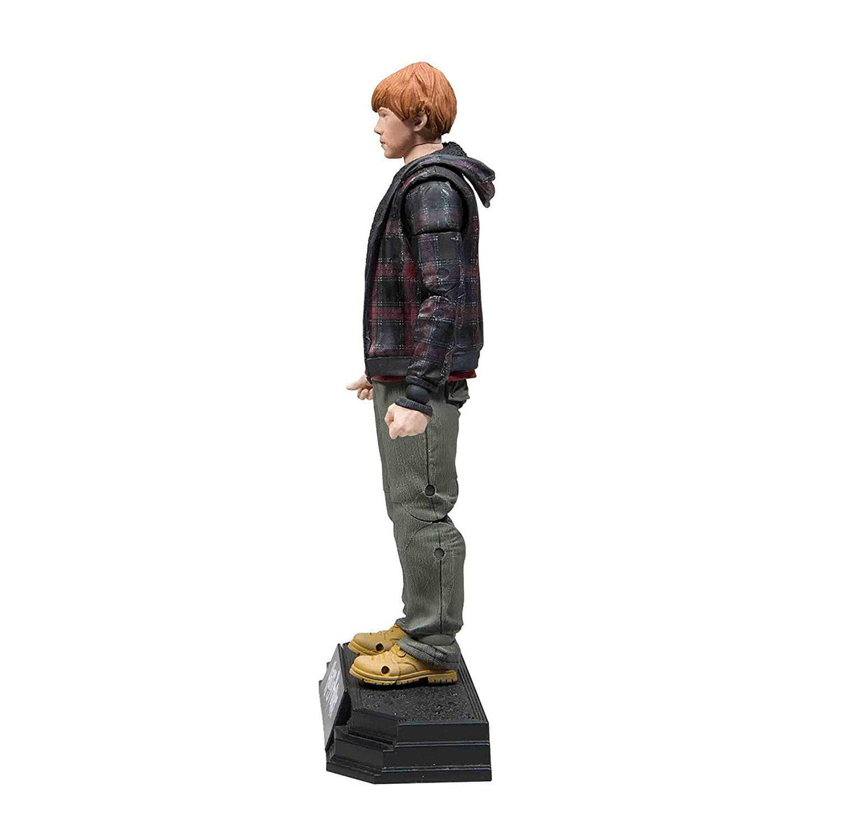 Harry Potter 7 Inch Action Figure | Deathly Hallows Part 2 Ron Weasley