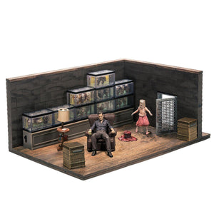 The Walking Dead Building Sets- The Governor'S Room