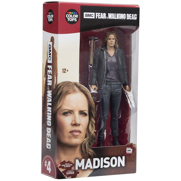 "Fear The Walking Dead Madison Clark 7"" Action Figure"