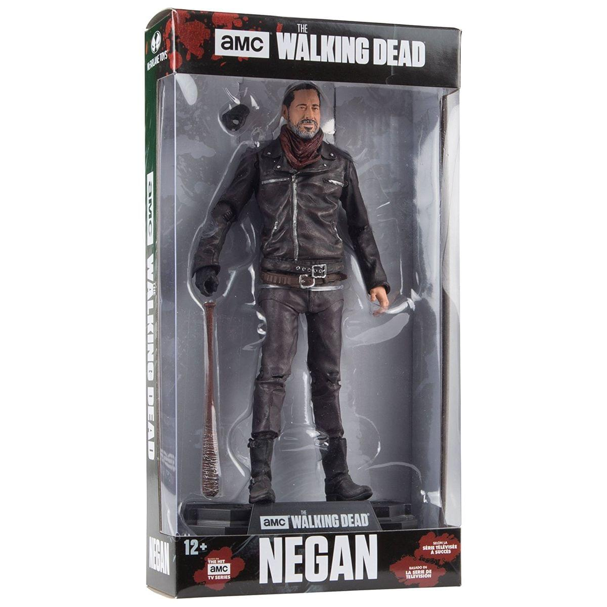 "The Walking Dead 7"" Color Tops Action Figure: Negan"