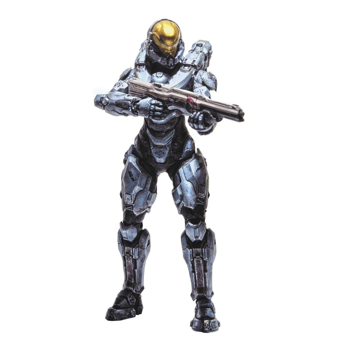 "Halo 5: Guardians Series 1 6"" Action Figure: Spartan Kelly"